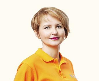 Чаплыгина Анна начальник сектора продаж по КРС и свиновоству