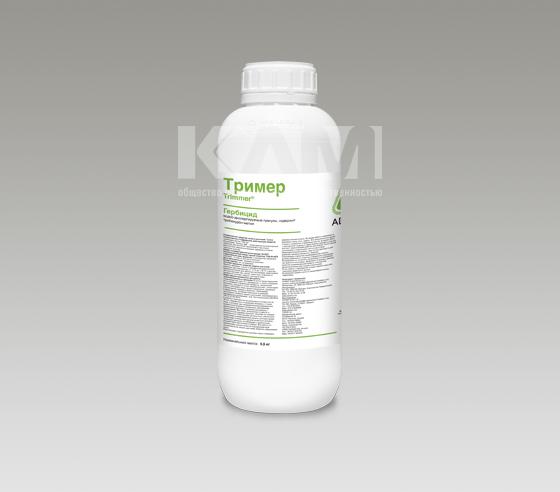 ТРИМЕР, ВГ - эффективный гербицид системного действия для борьбы с однолетними двудольными сорняками