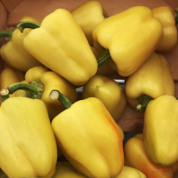 Перец Уитни F1 - фото овощей