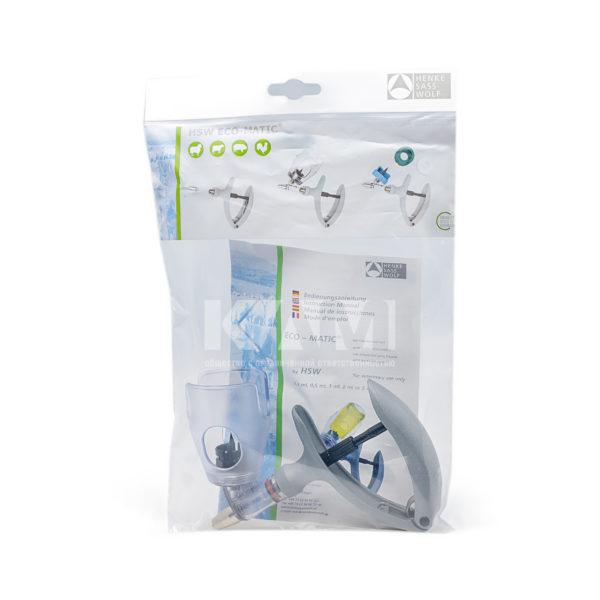 Дозатор Eco-Matic (с бутылочной насадкой Luer-lock)